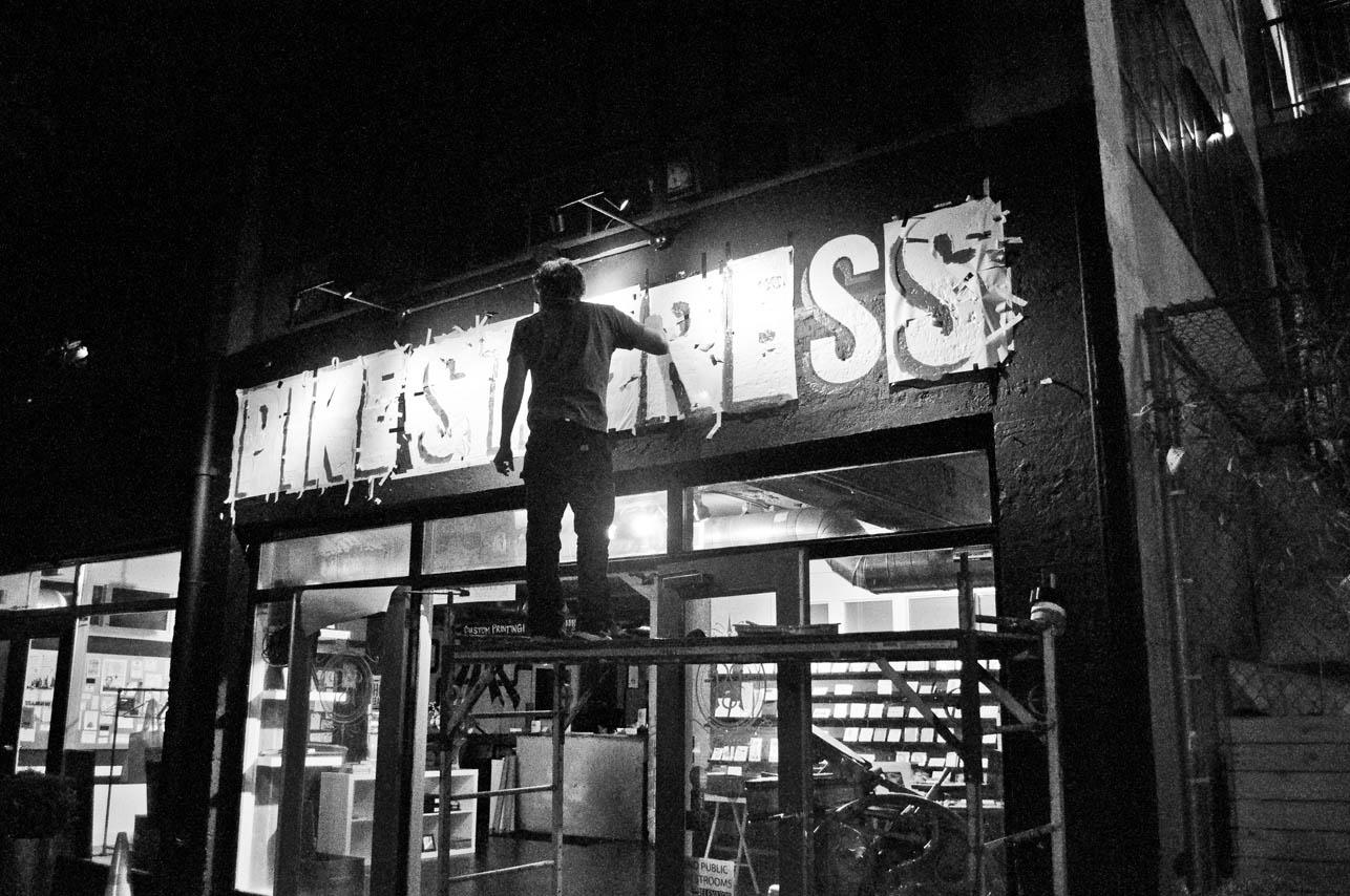 Seattle Pike Street Press