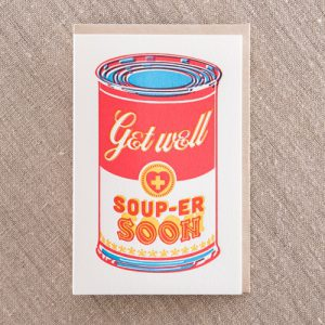 get_well_souper_soon_print_cambells_soup_can_design_greeting_cards_seattle_kirkland_card