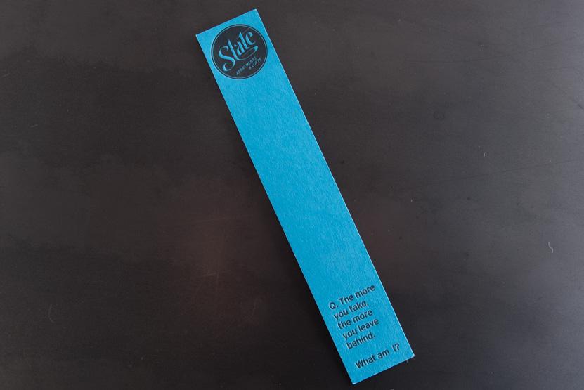 bookmark printers seattle letterpress