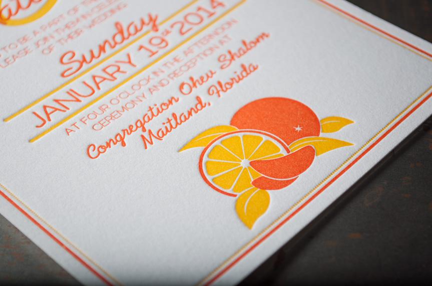 Custom florida wedding invitations seattle letterpress printers (2 of 4)