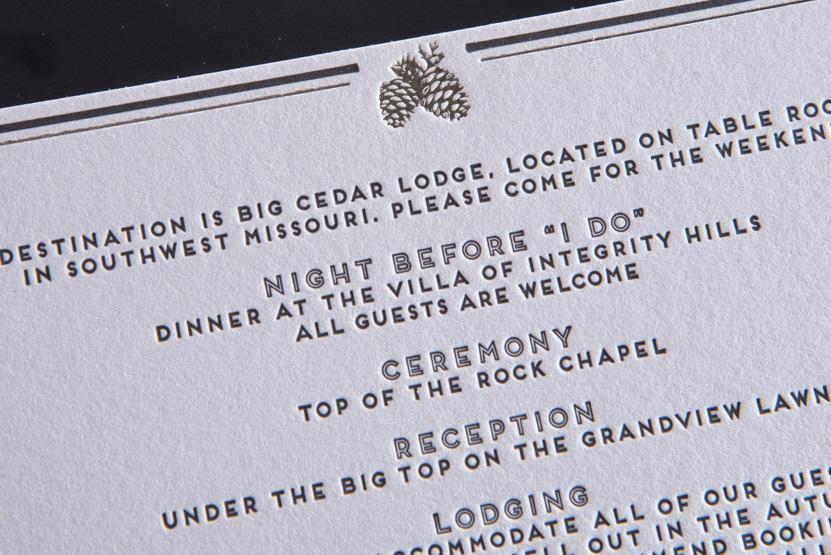foil printing companies seattle letterpress print