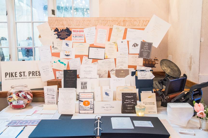 custom design printers seattle letterpress wedding event stationery designers invitations invitaiton print printing foil handmade