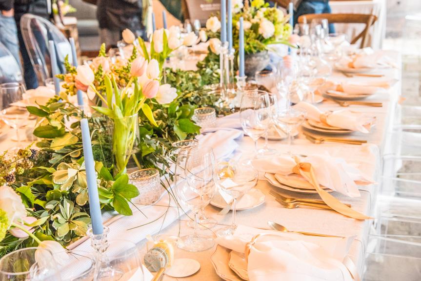 delille cellars wedding table display winery table numbers menus wedding invitation printing seattle