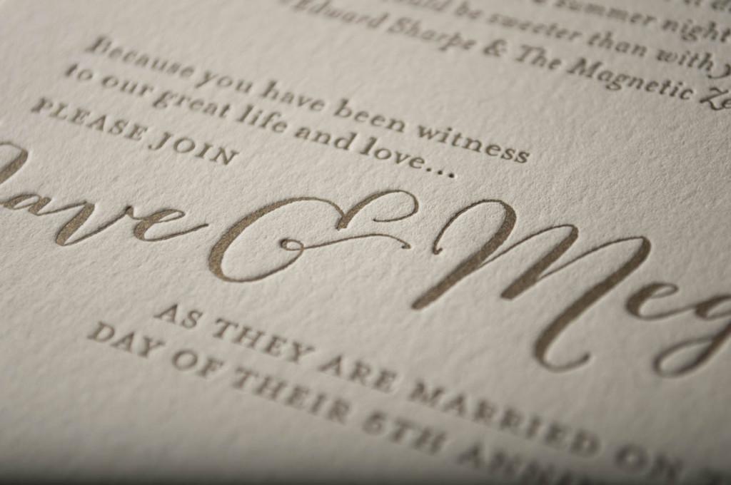 letterpress wedding invitation design seattle friday harbor lighthouse