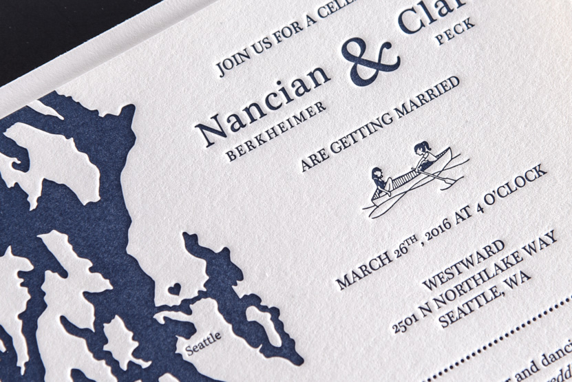 navy-letterpress-invitaitons-puget-sound-seattle