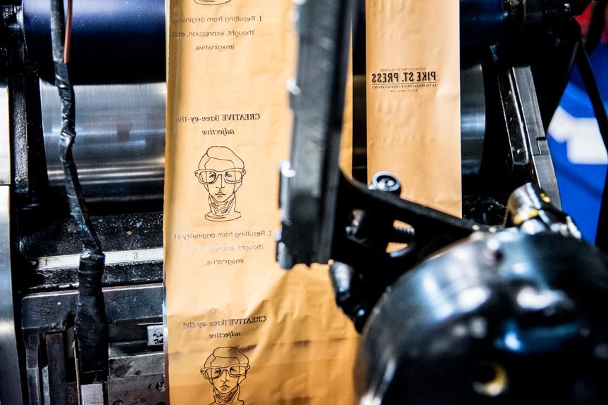 foil letterpress printing